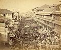 Muharram festival procession in Baroda (c. 1880).jpg