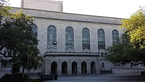 Municipal Auditorium (New Orleans) - Image: Municipal Auditorium (New Orleans)