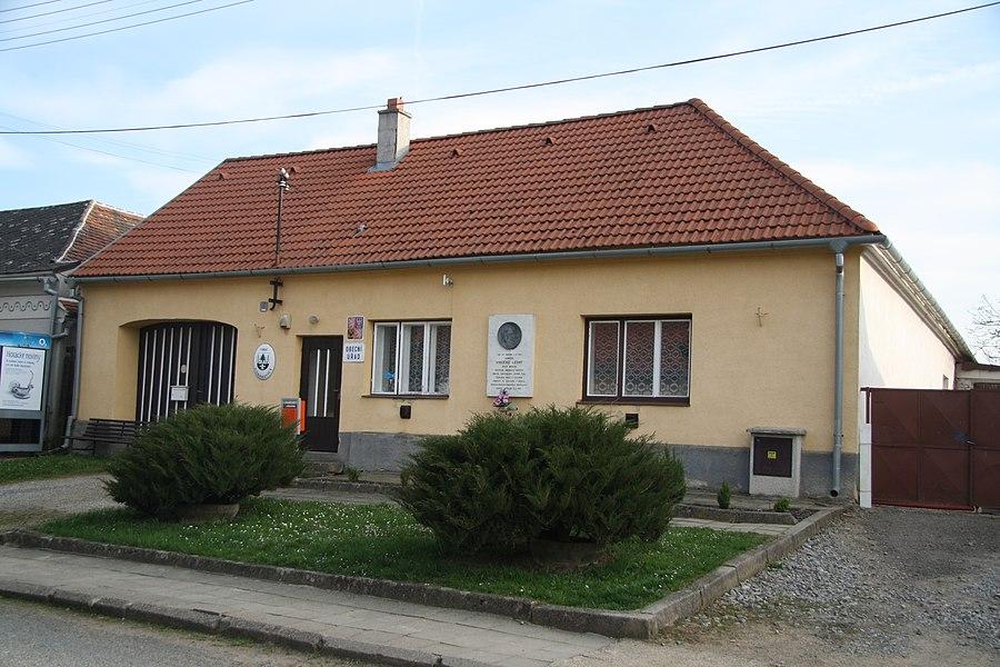 Komárovice (Třebíč District)