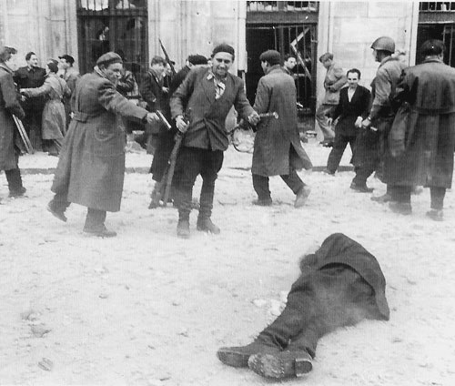 Murder of a Communist 1956