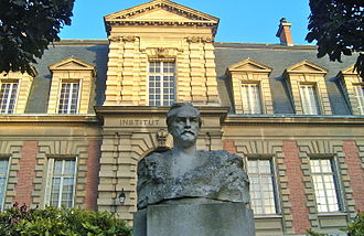 15th arrondissement of Paris - Musée Pasteur.
