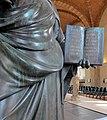Museo di orsanmichele, lorenzo ghiberti, san matteo 05.JPG