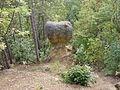 Mushroom Rock, Piliscsaba.JPG