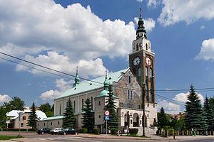 Brzęczkowice, Mysłowice - Saint Mary church