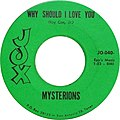 Mysterions, Is It A Lie - Why Should I Love You, side B.jpg