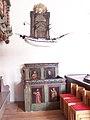 Nättraby kyrka priest's pew.jpg