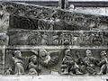 Nîmes (30) Cathédrale Frise 09.JPG