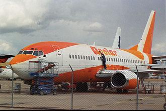 Avolar - An Avolar Boeing 737-300