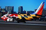 N214WN Southwest Airlines 2005 Boeing 737-7H4 (cn 32486-1721) (4184466476).jpg