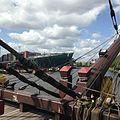 NEMO vanaf Oosterdok museum schip 2.JPG