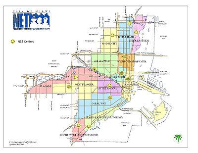 Quartieri Di Miami Wikipedia