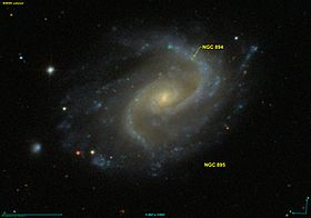 Image illustrative de l'article NGC 895