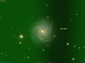 Image illustrative de l'article NGC 2861