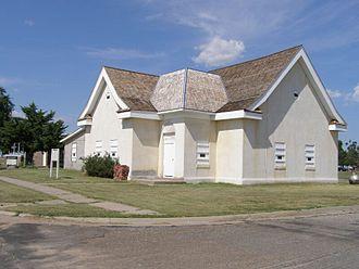 Nicodemus, Kansas - NICO First Baptist Church