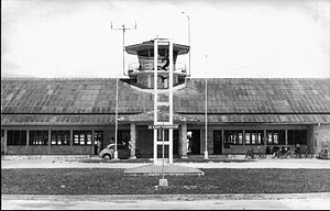 Frans Kaisiepo International Airport - Mokmer Airport in 1961