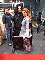 NYCC 2014 - Jon Snow & Ygritte (15497879961).jpg