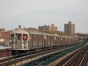 R62 (New York City Subway car) - Image: NYC Subway 1551