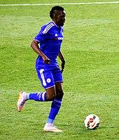 Bertrand Traoré - Wikipedia