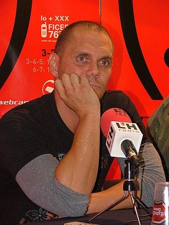 Nacho Vidal - Nacho VIdal at FICEB (2007)