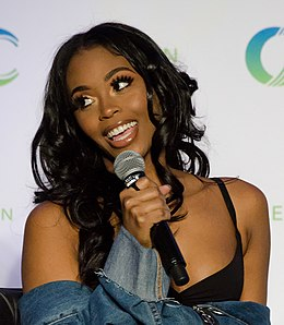 Nafessa Williams at ClexaCon - 2018 (40716722615) (cropped).jpg