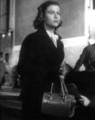 Nancy Olson - Olson in Union Station (1950)