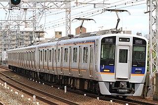 Nankai 8300 series Japanese train type