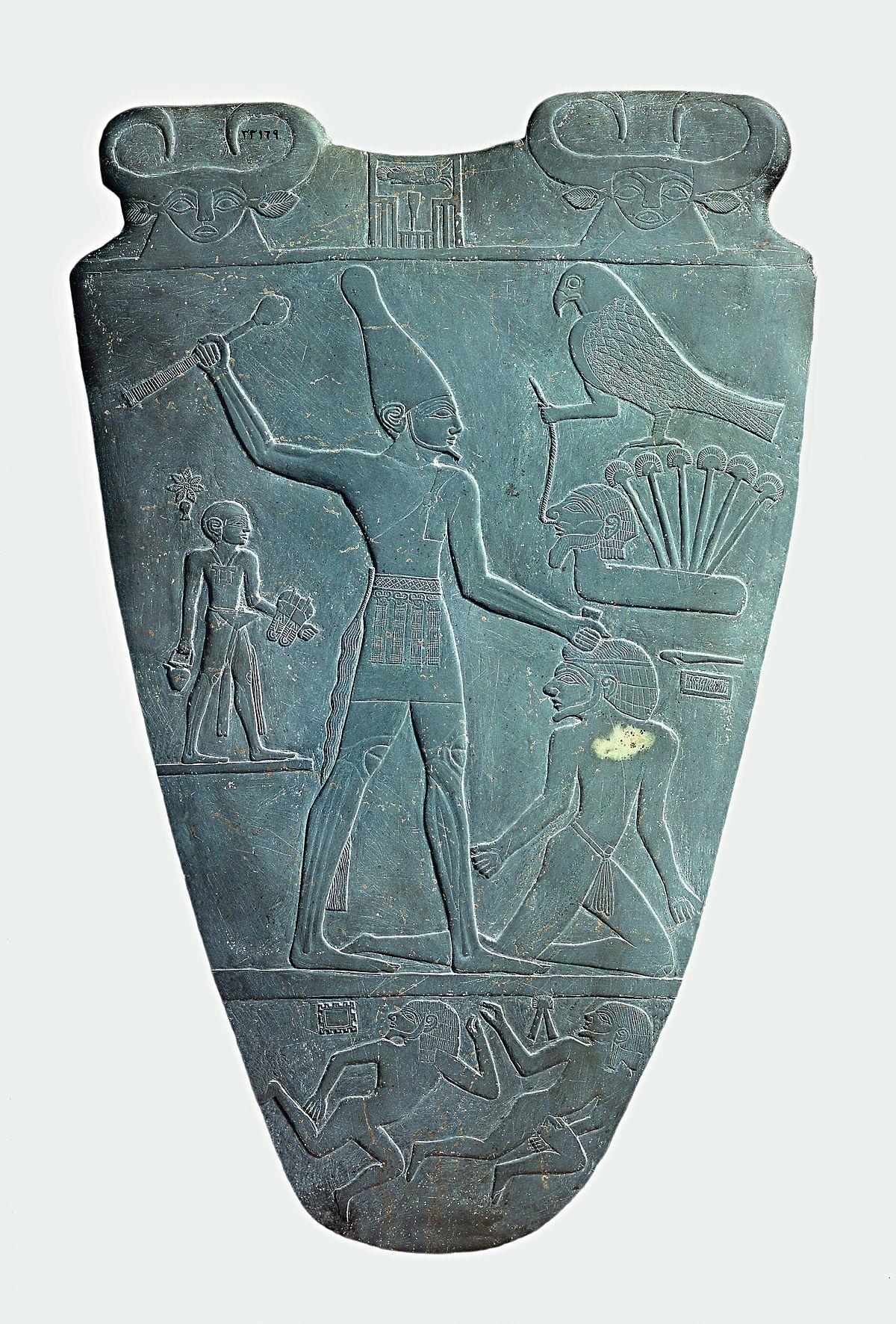 Narmer Wikipedia La Enciclopedia Libre