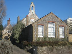Nash Mill Church of England Primary School original building.jpg