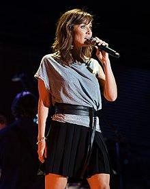 Natalie Imbruglia a Vienna nel 2015