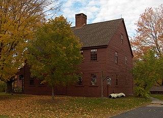 Nathaniel Holcomb III House United States historic place