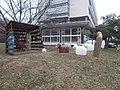 Nativity scene at Edutus House, Villanyi Road, 2016 Szentimrevaros.jpg