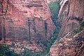 Navajo Sandstone (Lower Jurassic; Nagunt Mesa, Kolob Canyons, Zion National Park, Utah, USA) 3 (8423922539).jpg
