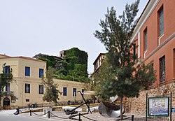 Naval Museum of Chania in Crete 001.JPG