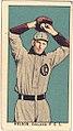 Nelson, Oakland Team, baseball card portrait LCCN2008677047.jpg