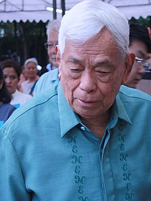 Nene Pimentel at the Bantayog ng mga Bayani 2018 Honoring of Martyrs and Heroes.jpg