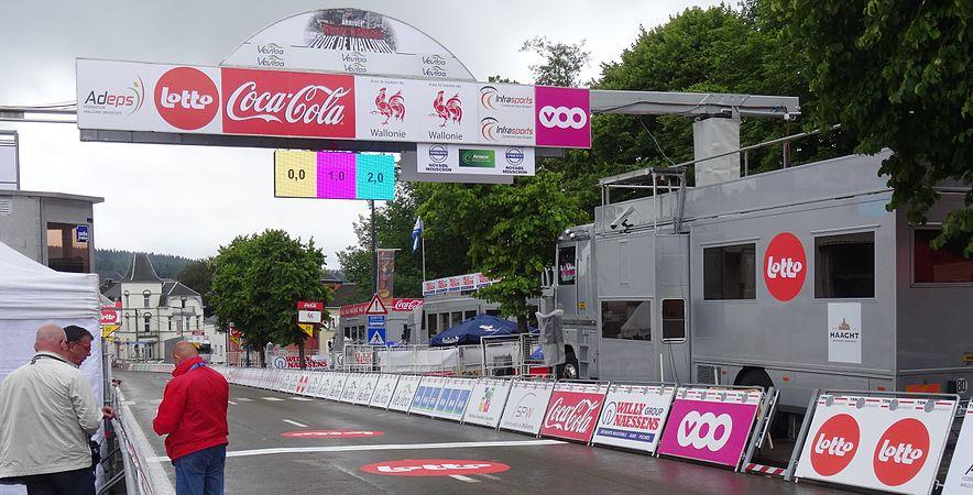 Neufchâteau - Tour de Wallonie, étape 3, 28 juillet 2014, arrivée (A06).JPG