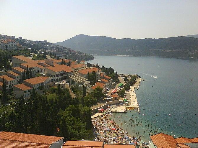 English: City of Neum Hrvatski: Grad Neum