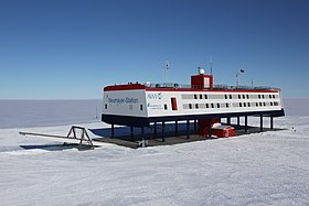 Image illustrative de l'article Base antarctique Neumayer