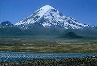 Geografa de Bolivia  Wikipedia la enciclopedia libre