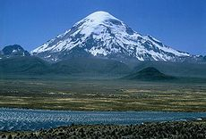 Andes Wikipedia - Where are the andes mountains