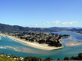 Pauanui Place in Waikato, New Zealand