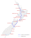 NewZealandRailNetwork.png Map of New Zealand Rail ...