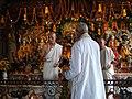New Mayapur Balarama Purnima 2011 abhiseka.jpg