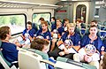 New York Islanders First Ride on LIRR (9730877271).jpg