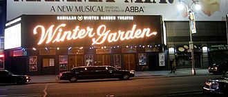 Winter Garden Theatre - Image: New York Winter Garden Theatre