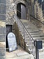Newcastle - Castle Keep Entrance - geograph.org.uk - 761384.jpg