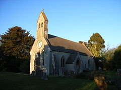 Newton Purcell with Shelswell church - geograph.org.uk - 135015.jpg