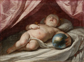 Niño Jesús dormido