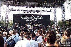 Image illustrative de l'article Nice Jazz Festival