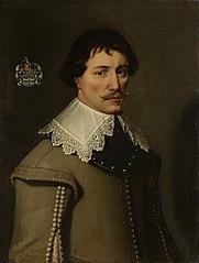 Portrait of Nicolaas de Witte (1603-29)